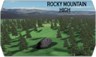 Rocky Mountain High 08 logo
