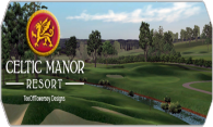 Celtic Manor Resort 08 - 2010 Course logo