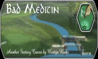 Bad Medicin logo