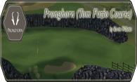 Pronghorn (Tom Fazio Course) logo