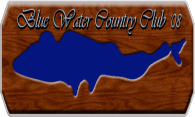 Blue Water Country Club logo