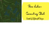 Five Lakes Country Club logo