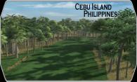 Cebu Island, Philippines West Course logo