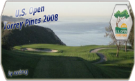 US Open Torrey Pines 2008 logo
