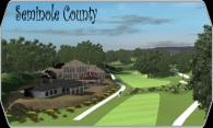 Seminole County 4 Flags logo