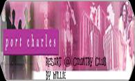 Port Charles Resort @C.C. Manor logo