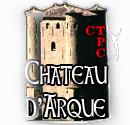 Chateau d`Arque logo