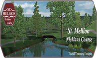 St Mellion Int`l 08 - Nicklaus Course logo