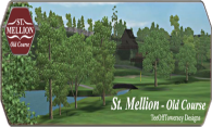 St Mellion Int`l 08 - Old Course logo