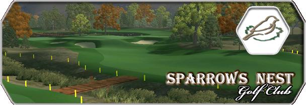 Sparrows Nest Golf Club logo