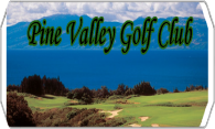 Pine Valley Golf Club for Tiger Woods PGA Tour 2008