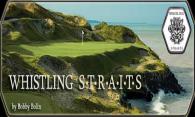 Whistling Straits- Straits Course logo