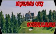 Highland Oaks (RTJ GT) logo