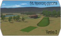 The Prooving Grounds v-2 logo