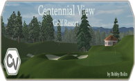Centennial View Golf Resort logo