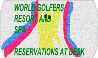 World Golfers Resort and Spa logo