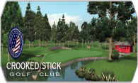 Crooked Stick Golf Club 08 logo