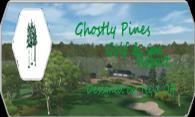 Ghostly Pines Golf & Spa Resort  logo