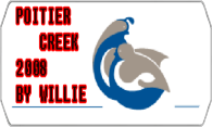 Poitier Creek 2008 logo