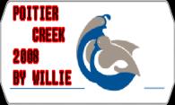 Poitier Creek 2008 logo
