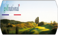 Le Golf National 2008 logo