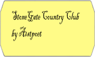 Stone Gate Country Club logo