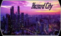 Hazard City logo
