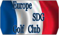 Europe SDG Golf Club logo