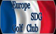 Europe SDG Golf Club logo