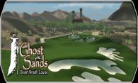 Ghost of the Sands - Desert Wraith logo