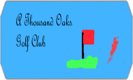 A Thousand Oaks Golf Club logo