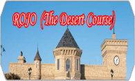 Rojo (The Desert Course) logo