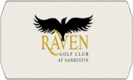 Raven Golf Club 2008 logo