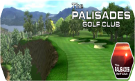 The Palisades Golf Club logo