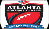 Atlanta Football Classic 08 logo