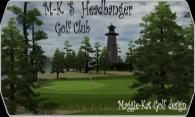 M-K`S Headbanger Golf Club logo