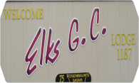 Elks Golf Course  logo