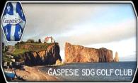 Gaspesie SDG Golf Course logo