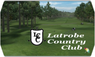 Latrobe Country Club logo