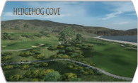 Hedgehog Cove logo