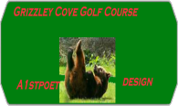 Grizzley Cove Golf Course logo