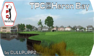 TPC@Heron Bay logo