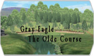 Gray Eagle The Olde Course logo