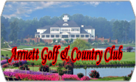 Arrnett Golf & Country Club logo