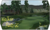 Walker Flats GC logo