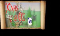 Xmas @ Oz logo
