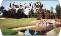 Atlantis Golf Club logo