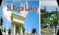 St Regis Lakes logo