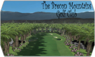 The Brecon Mountains Golf Club logo