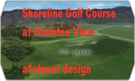 Shoreline Golf Links Mountain View logo